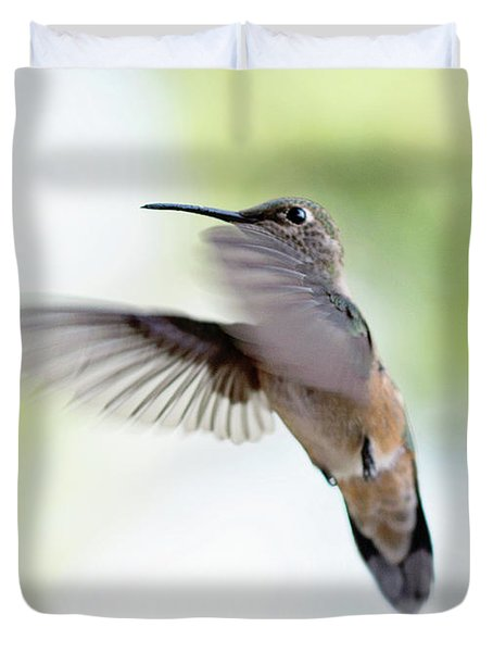 On The Wing 2 Duvet Cover