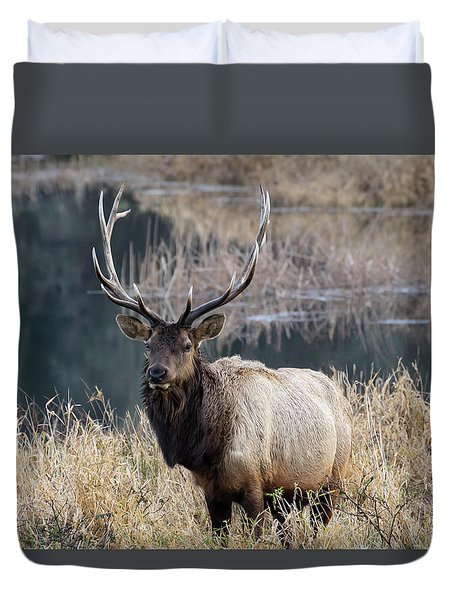 On Watch Duvet Cover