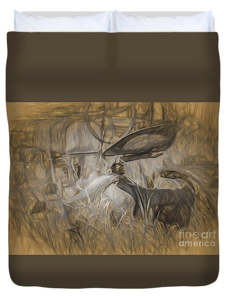 Once Upon A Time Duvet Cover by JRP Photography