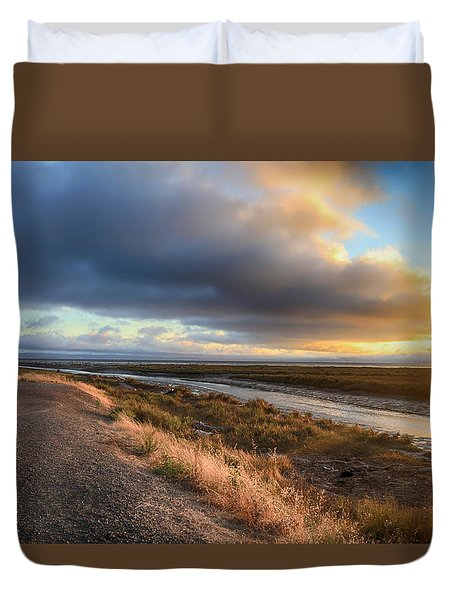One Certain Moment Duvet Cover