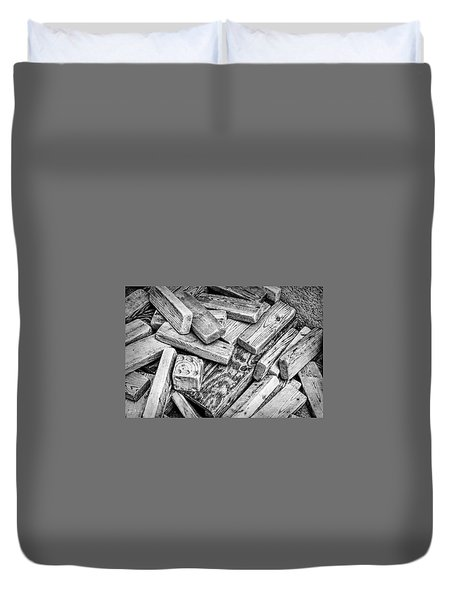 One Die Duvet Cover