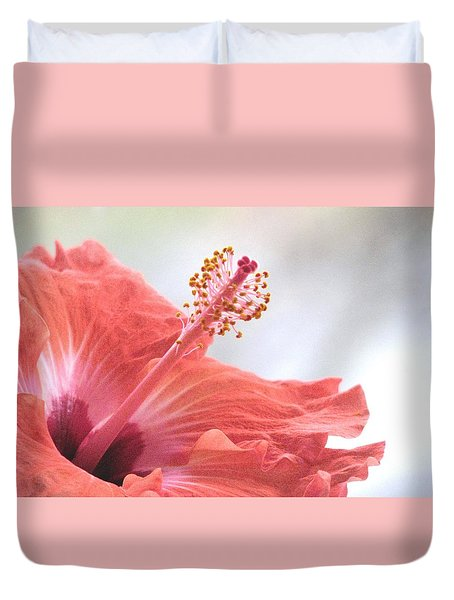 One Fine Morning Duvet Cover by Angela Davies