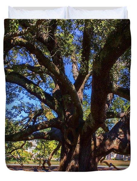 One Friendship Tree Duvet Cover