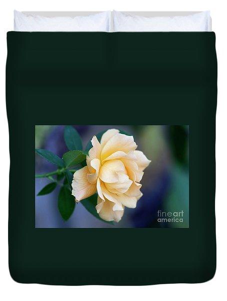 One Last Rose Duvet Cover
