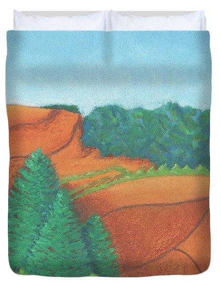 One Mesa Duvet Cover