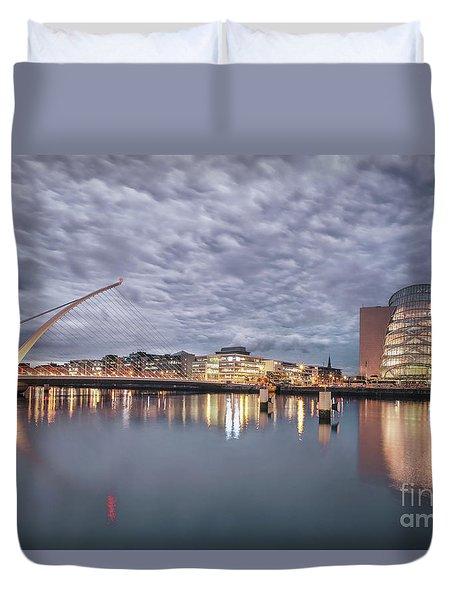 One Night In Dublin Duvet Cover