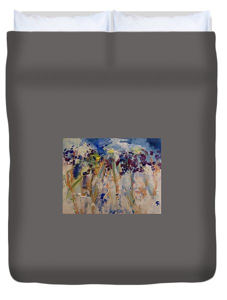 One Of A Kind Duvet Cover by Judith Desrosiers