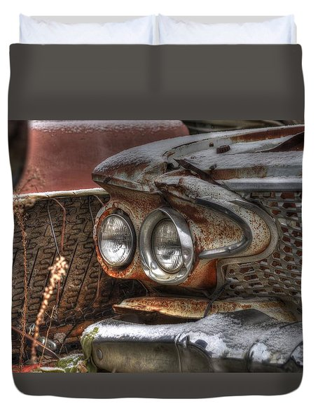 One On You Duvet Cover