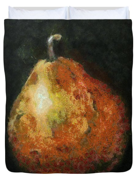 One Pear Duvet Cover