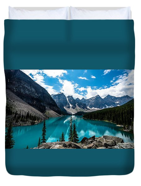 One Shot Duvet Cover