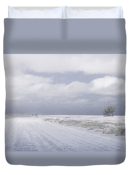 One Duvet Cover