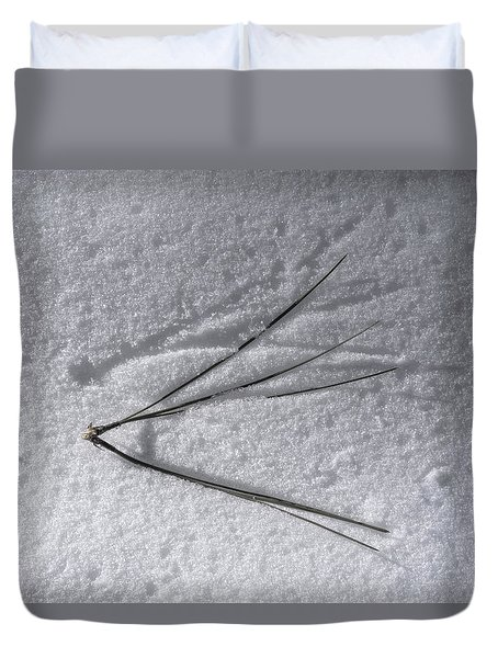 One Small Leap Duvet Cover
