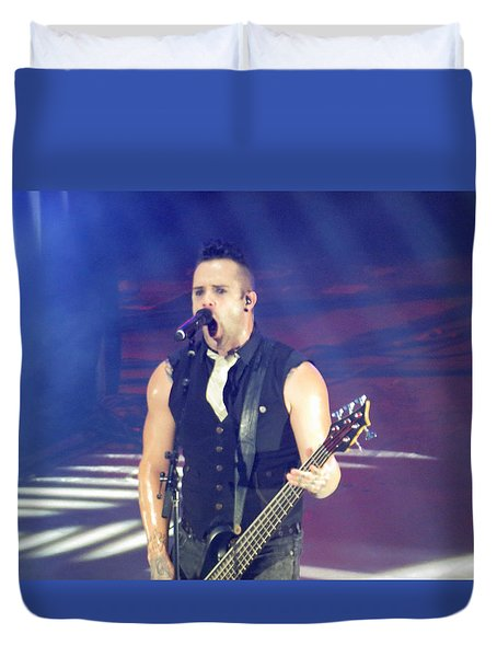 One True Rocker Duvet Cover