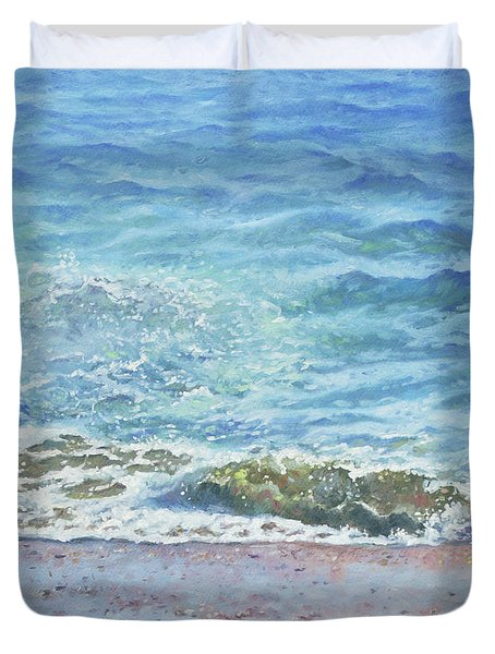 One Wave Duvet Cover