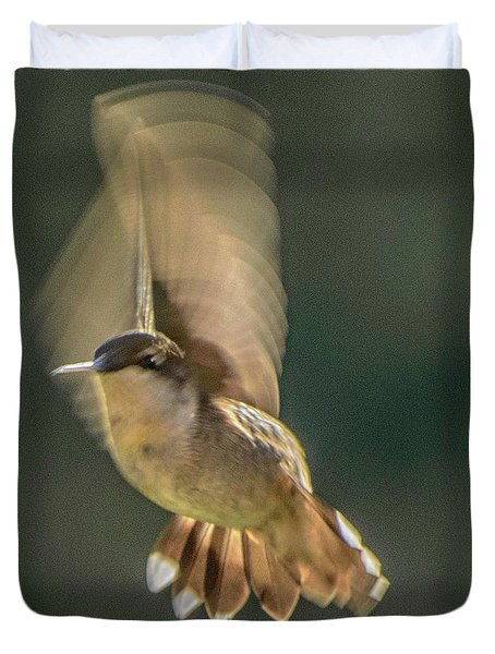 One_wing Duvet Cover