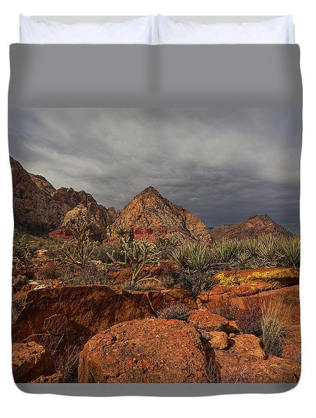 Only Close Duvet Cover by Mark Ross