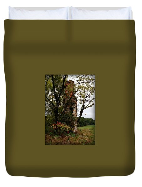 Only Thing Left Standing Duvet Cover