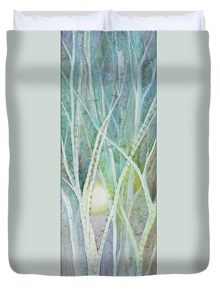 Opalescent Twilight II Duvet Cover