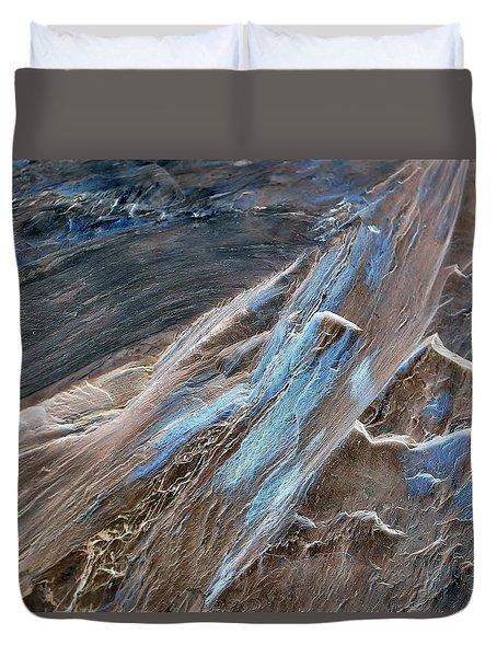 Frayed Duvet Cover