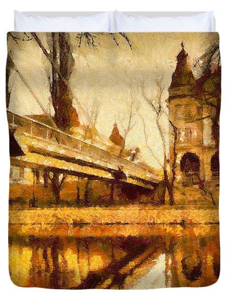 Oradea Chris River Duvet Cover