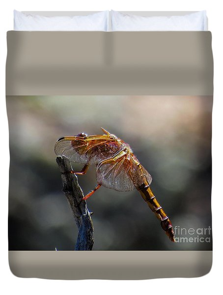 Dragonfly 1 Duvet Cover