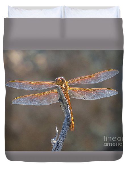 Dragonfly 3 Duvet Cover