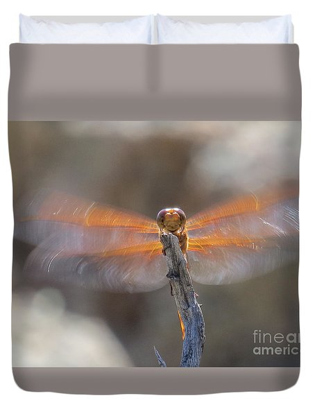 Dragonfly 4 Duvet Cover