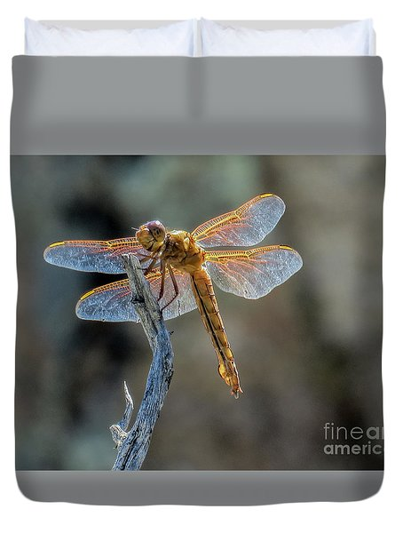 Dragonfly 6 Duvet Cover