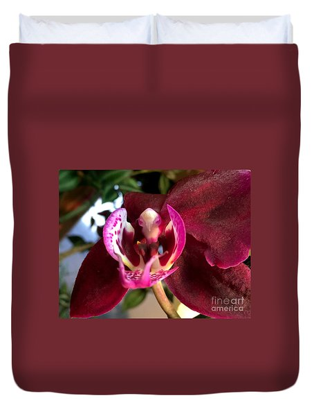 Orchid 10 Duvet Cover