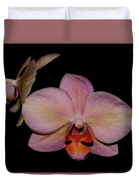 Orchid 2016 3 Duvet Cover