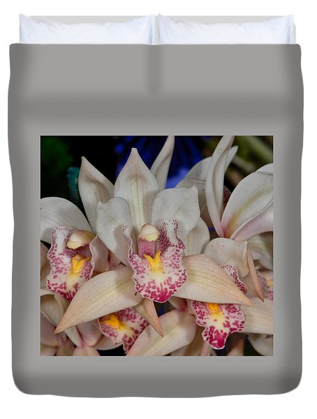 Orchid 348 Duvet Cover