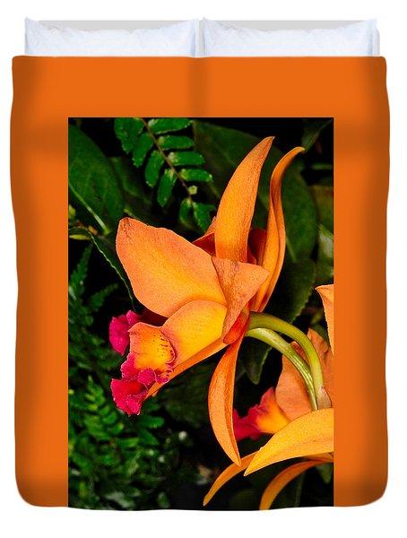 Orchid 355 Duvet Cover