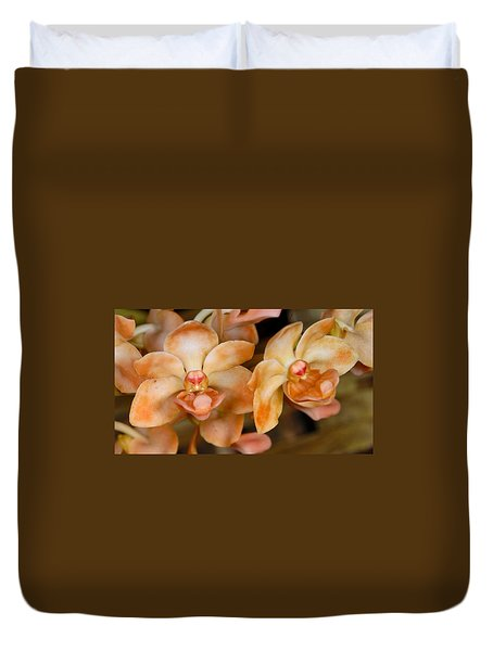 Orchid 392 Duvet Cover