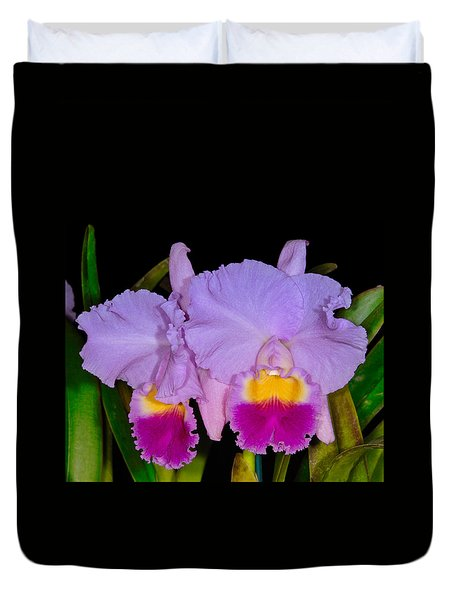 Orchid 428 Duvet Cover