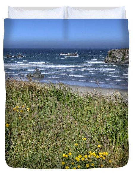 Oregon Beauty Duvet Cover