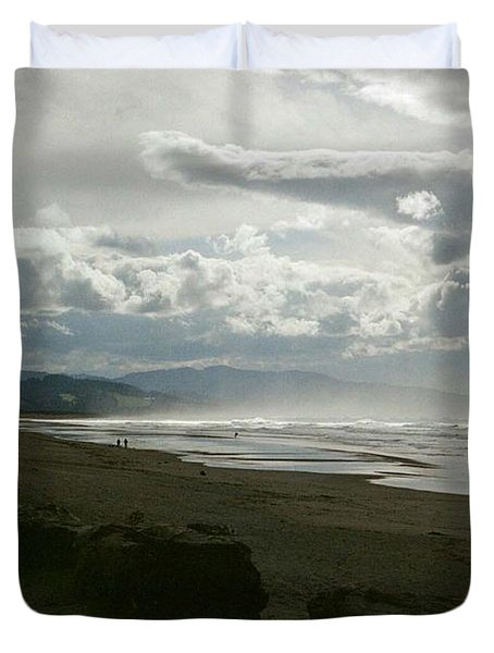Oregon Coast 10 Duvet Cover
