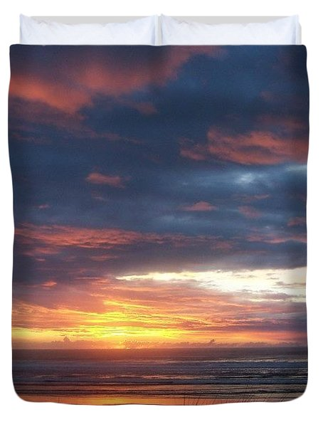 Oregon Coast 11 Duvet Cover