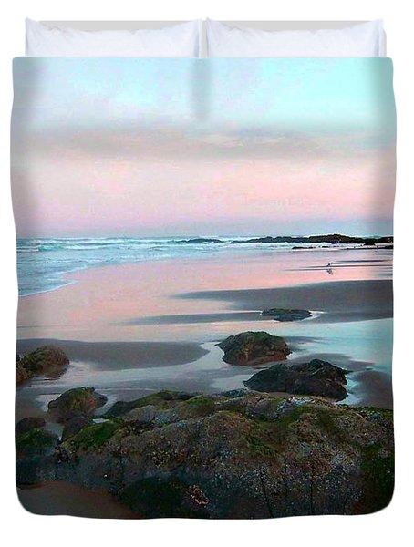 Oregon Coast 2 Duvet Cover