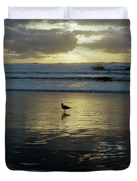 Oregon Coast 3 Duvet Cover