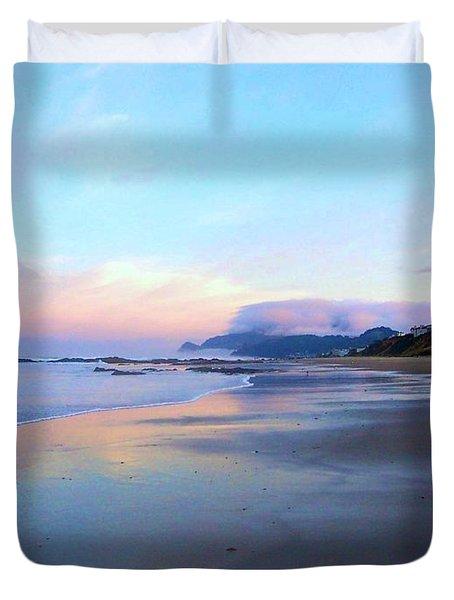 Oregon Coast 4 Duvet Cover