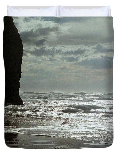 Oregon Coast 5 Duvet Cover