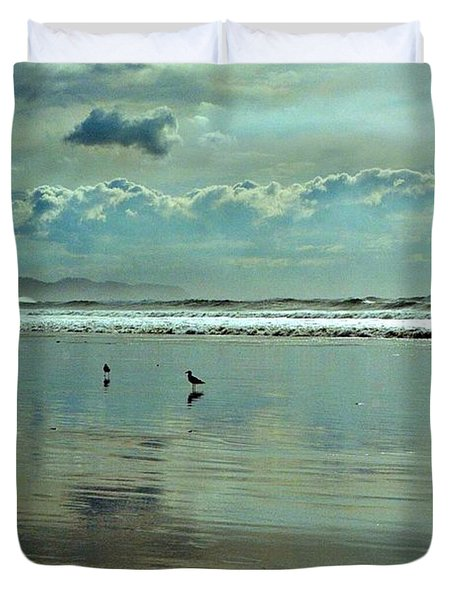 Oregon Coast 6 Duvet Cover