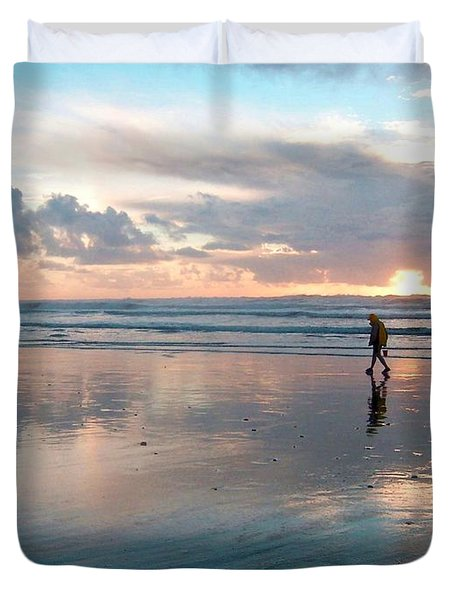 Oregon Coast 7 Duvet Cover