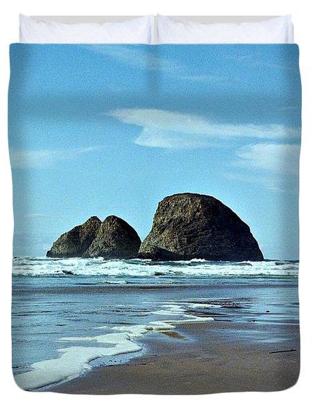 Oregon Coast 8 Duvet Cover