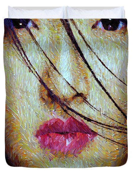 Oriental Expression 0701 Duvet Cover