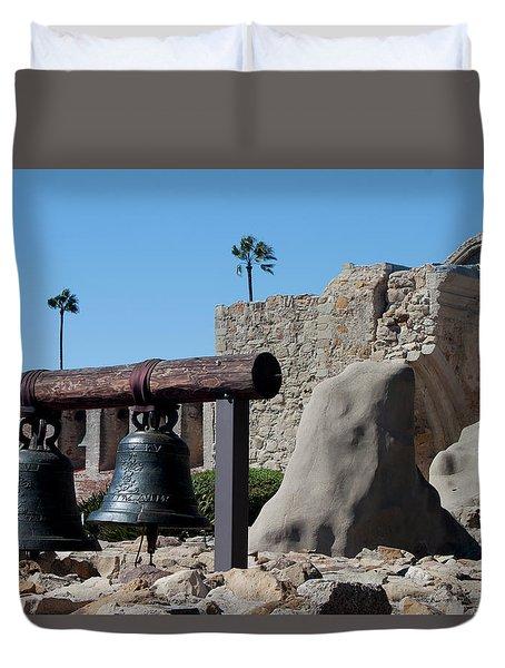 Original Bell Tower Duvet Cover