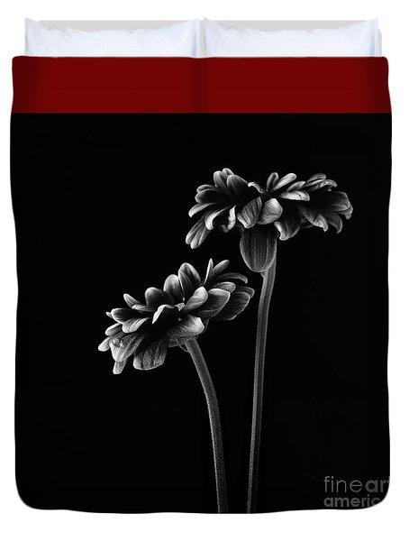 Orinoco Chrysanthemum Duvet Cover