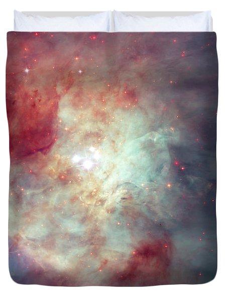 Orion Nebula 2 Duvet Cover