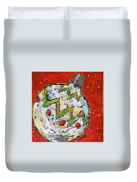 Ornament Duvet Cover