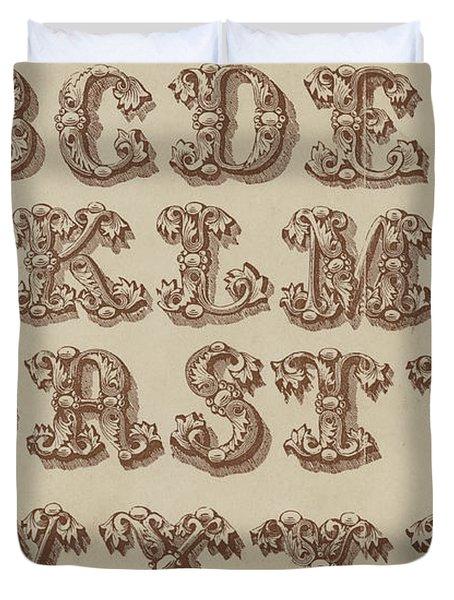 Ornamental Duvet Cover